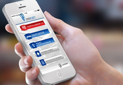 Aplikacja mobilna do zarządzania flotą samochodową